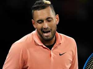 How crisis 'puts everything in perspective' for Kyrgios