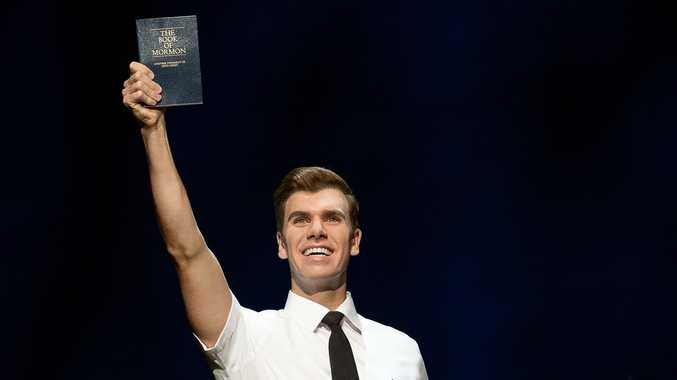 Popularity of Mormon musical just baffling