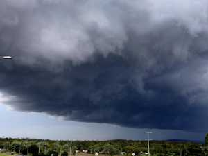 New storm warning issued for southeast Queensland