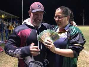 Kelli Willmott raises more than $30,000 for the community