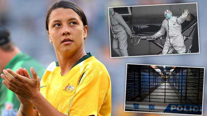 Matildas headed for deadly virus outbreak