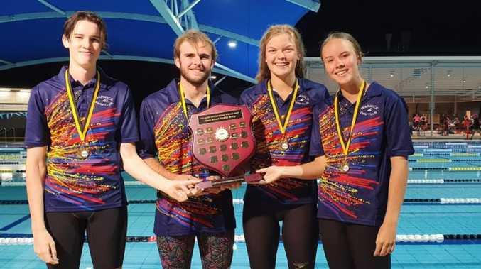 VICTORY LAP: Hard work wins gold for Warwick swimmers