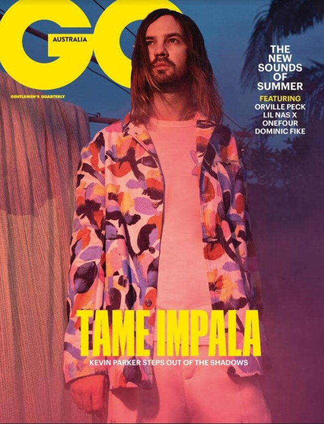 The latest GQ cover.