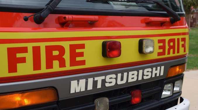 Motel blaze sparks fire investigation