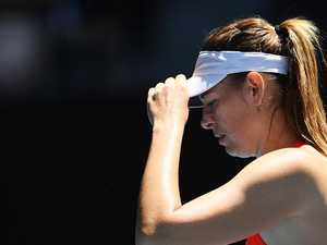Over and out? Depressing Sharapova slump hits new low