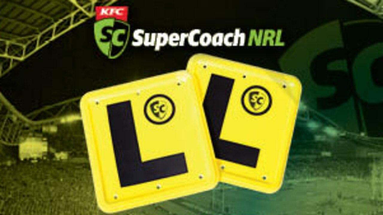 KFC SuperCoach NRL L-Plate Guide 2020