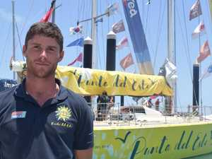 Clipper crews leave Whitsundays, head off on next leg