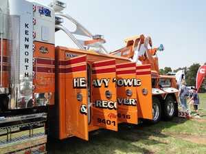 Tooradin Truck Show