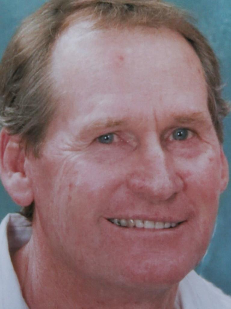 Firefighter Bill Slade. Picture: AAP