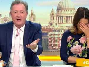 Piers Morgan labelled 'racist' over impression