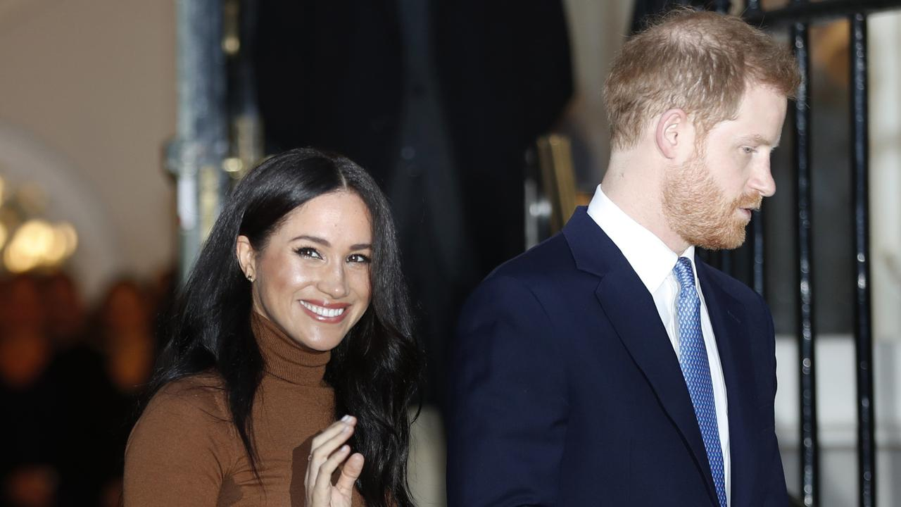 Meghan and Harry's Instagram account seems to be business as usual despite uncertainty surrounding their brand. Picture: AP Photo.