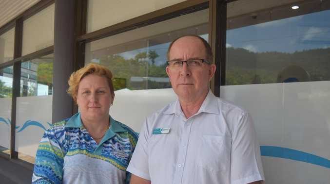 FUNDING DESPAIR: $78K moved from Whitsunday centres