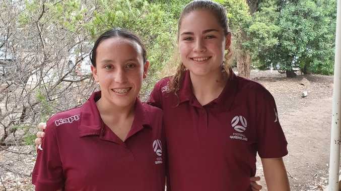 Toowoomba duo's national feat