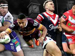 Updated: Predicted NRL teams for Round 1