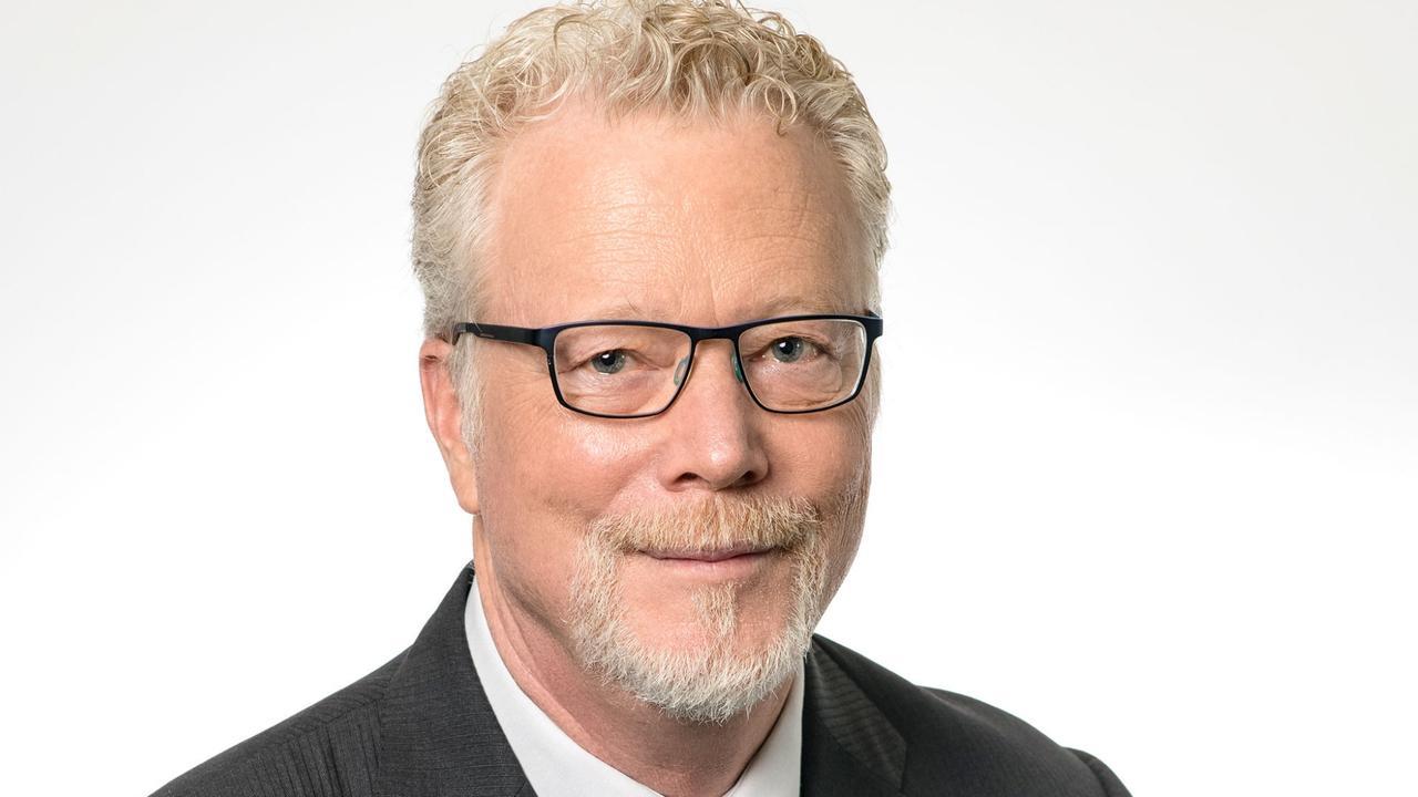 Richard Wankmuller, CEO Inland Rail, Australian Rail Track Corporation. Supplied