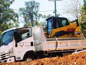 Isuzu best for Davidson's digging