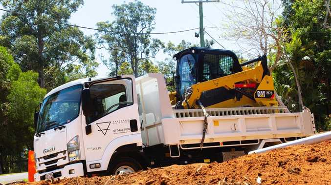 Isuzu best for Davidson's digging