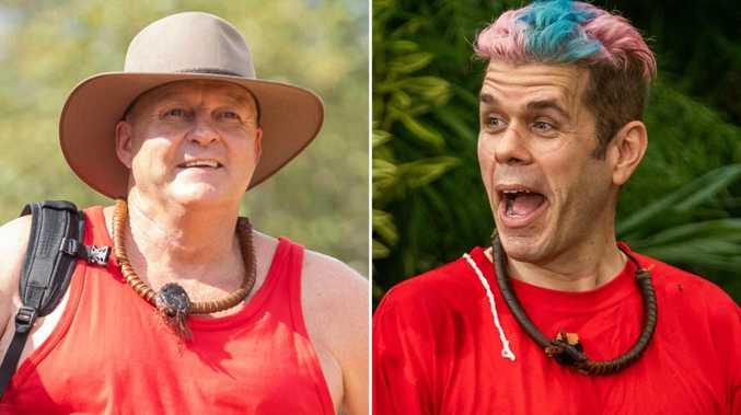 Billy reveals Perez's 'awkward' behaviour