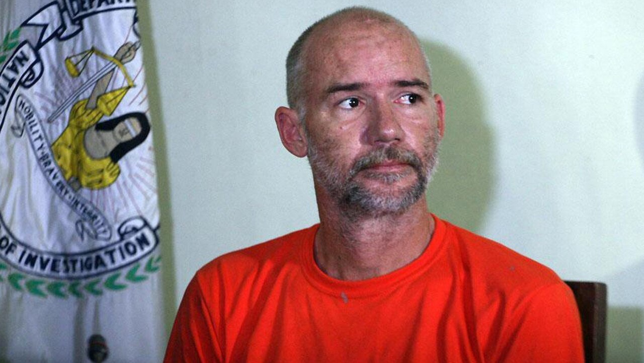 Markis Scott Turner was arrested in the Philippines in September 2017.