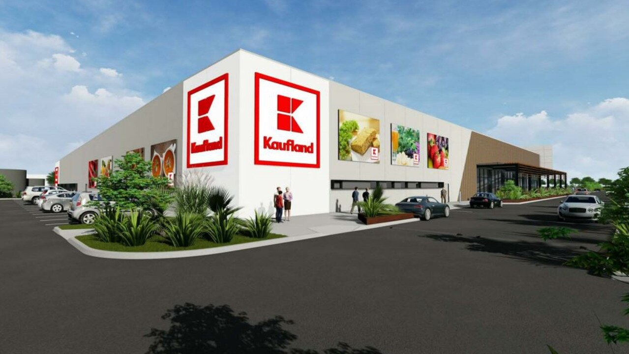 Major international supermarket Kaufland was preparing for a large presence in Australia but is now leaving the country.