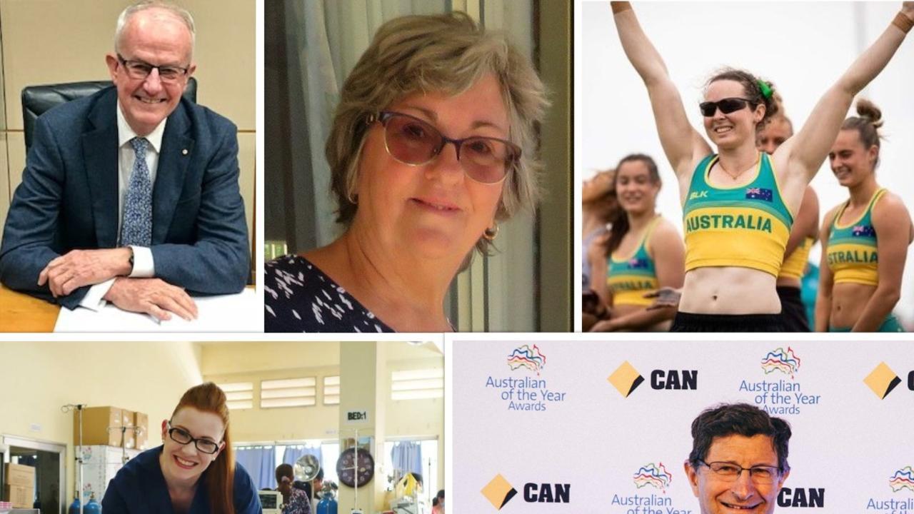 Meet our Australia Day ambassadors.