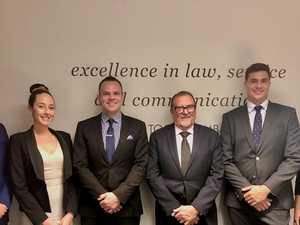 Firm welcomes new additions to criminal law division
