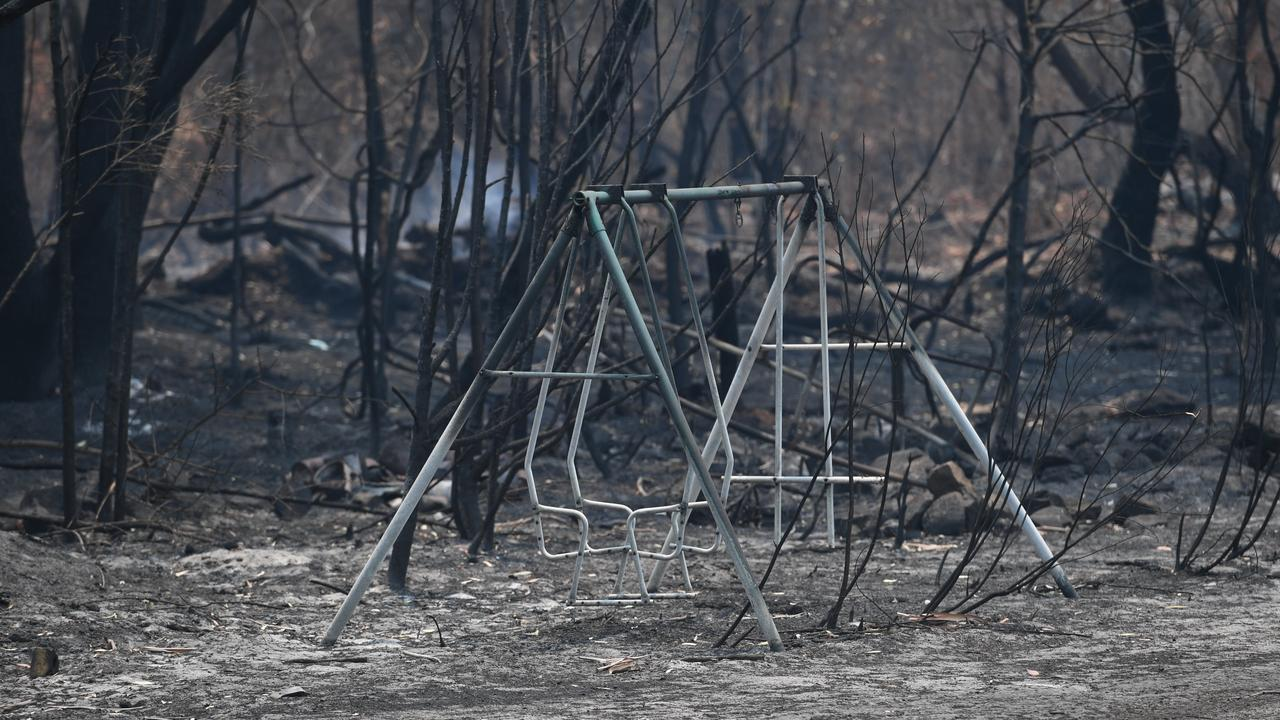 CALL FOR REBATE: Wardell residents are asking Ballina Shire Council for a refund of part of their water charges after they protected their homes during the November fire.
