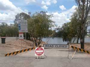 One Fitzroy boat ramp re-opens, another to remain closed