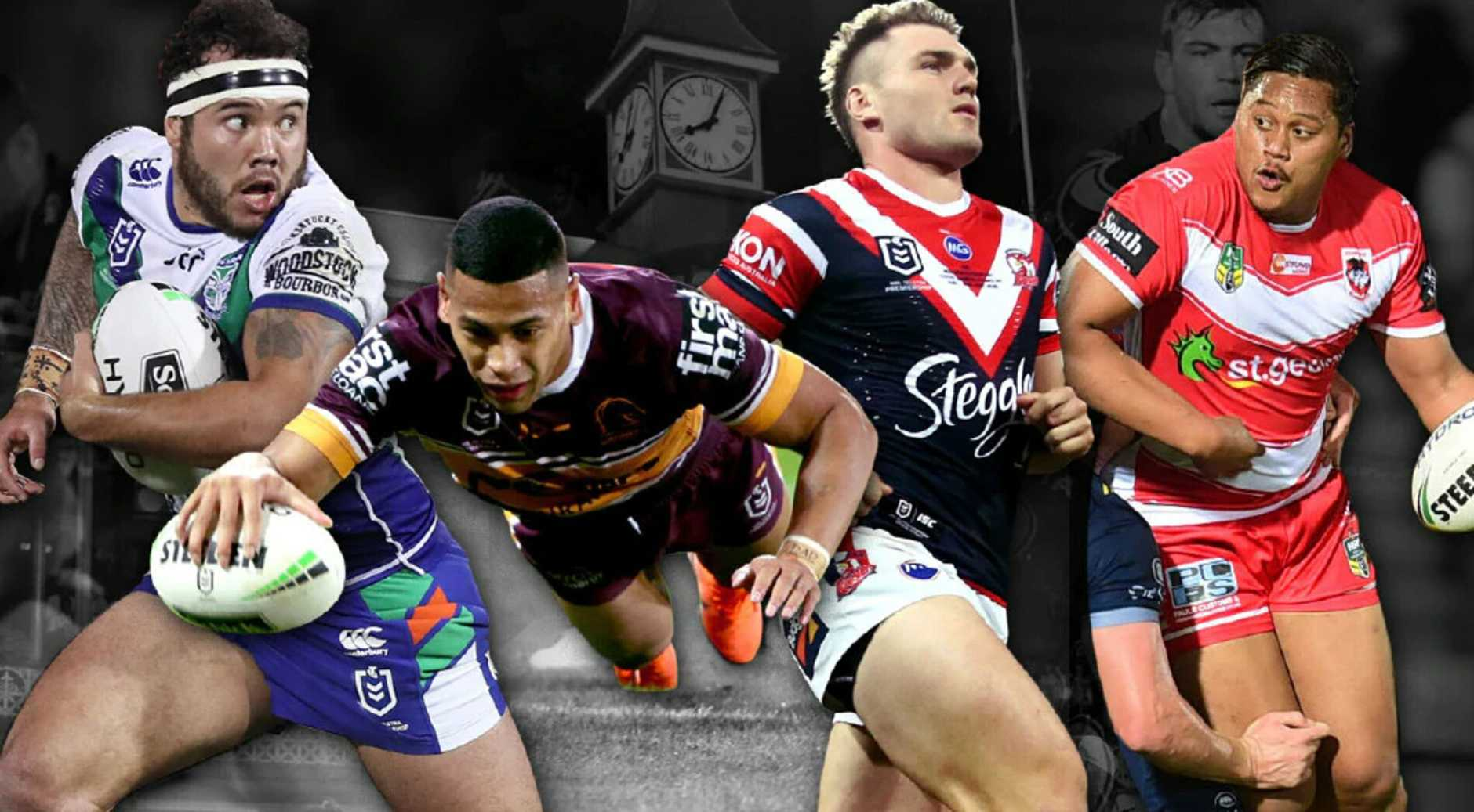 KFC SuperCoach NRL 2020 Round 1 Team predictions