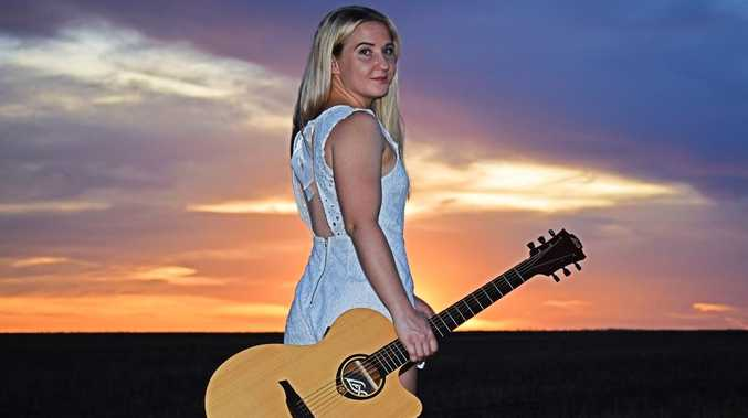 Meet the small-town country musician taking on Tamworth