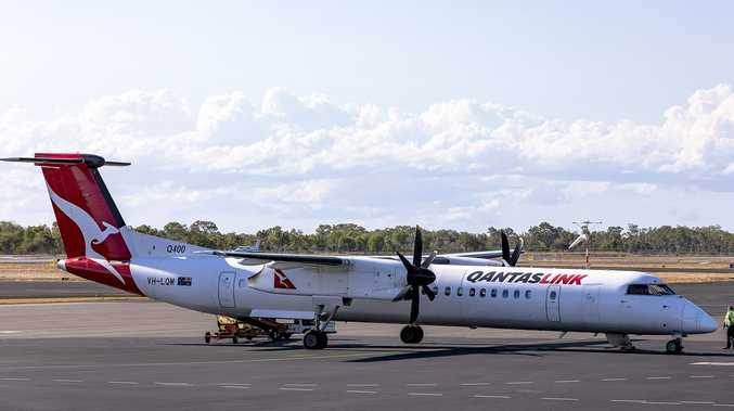 Electrical fault grounds Roma-Brisbane flight