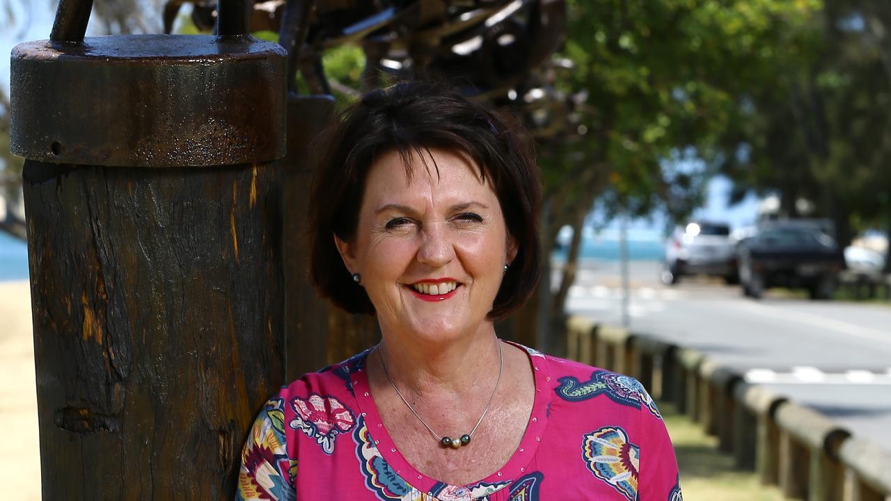Long-serving Currumbin MP Jann Stuckey. Picture: David Clark.