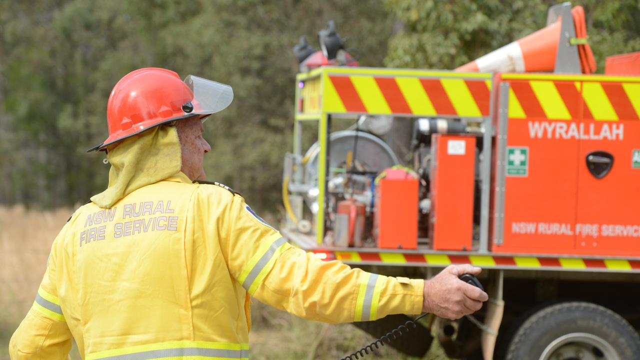 COMMUNITY SERVICE: Wyrallah rural fire brigade captain Steve Garbutt is one of four Northern Rivers residents recognised with Order of Australia Medals for 2020. Photo: Marc Stapelberg