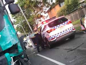 Man charged over dramatic car chase on Mackay streets