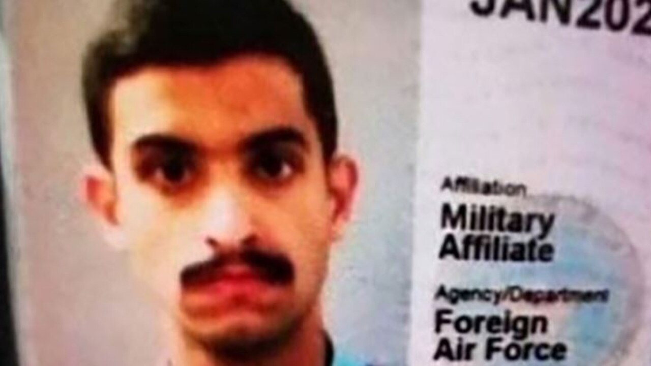 Saudi Royal Air Force pilot Mohammed Al-shamrani was in a training program at the Pensacola navy base before he carried out the terrorist attack in December last year.