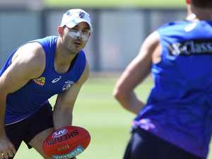 Western Bulldogs can't escape 'unbearable' conditions