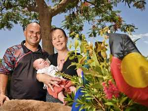 Bubs welcomed to community with traditional ceremony