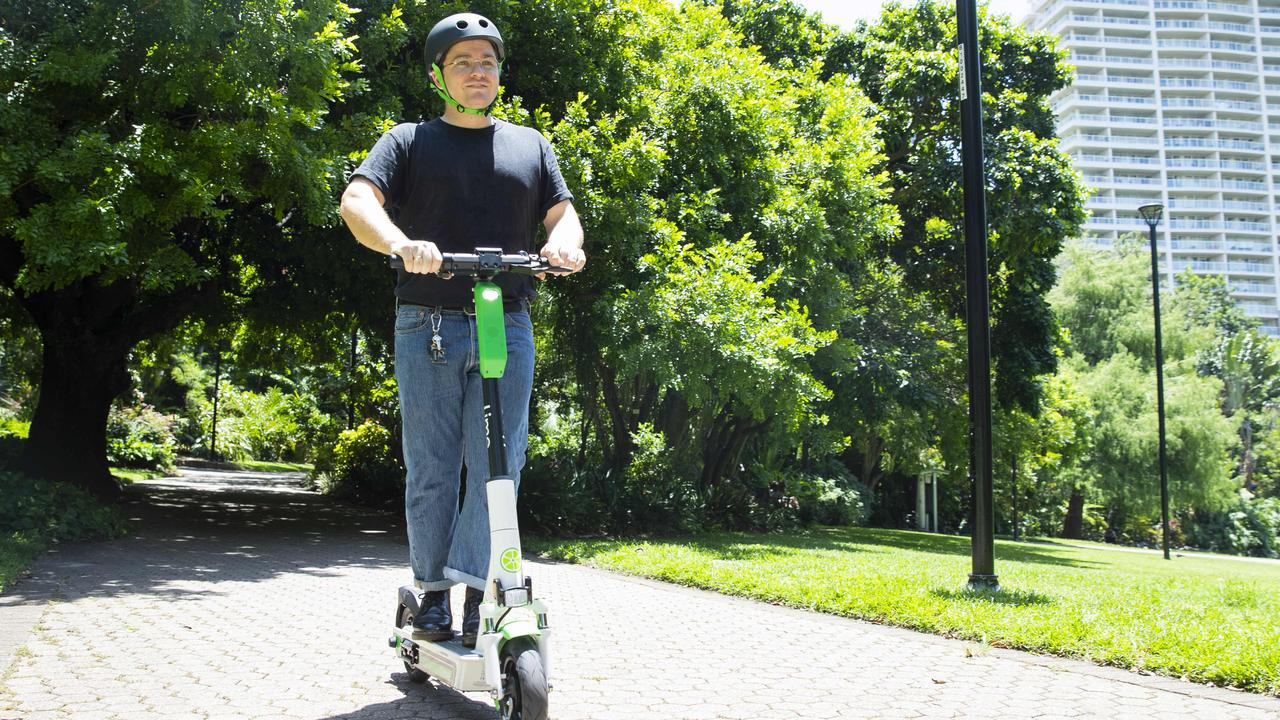 New Lime Scooter unveiled