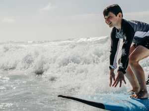 Surfing therapy for children with autism coming to region