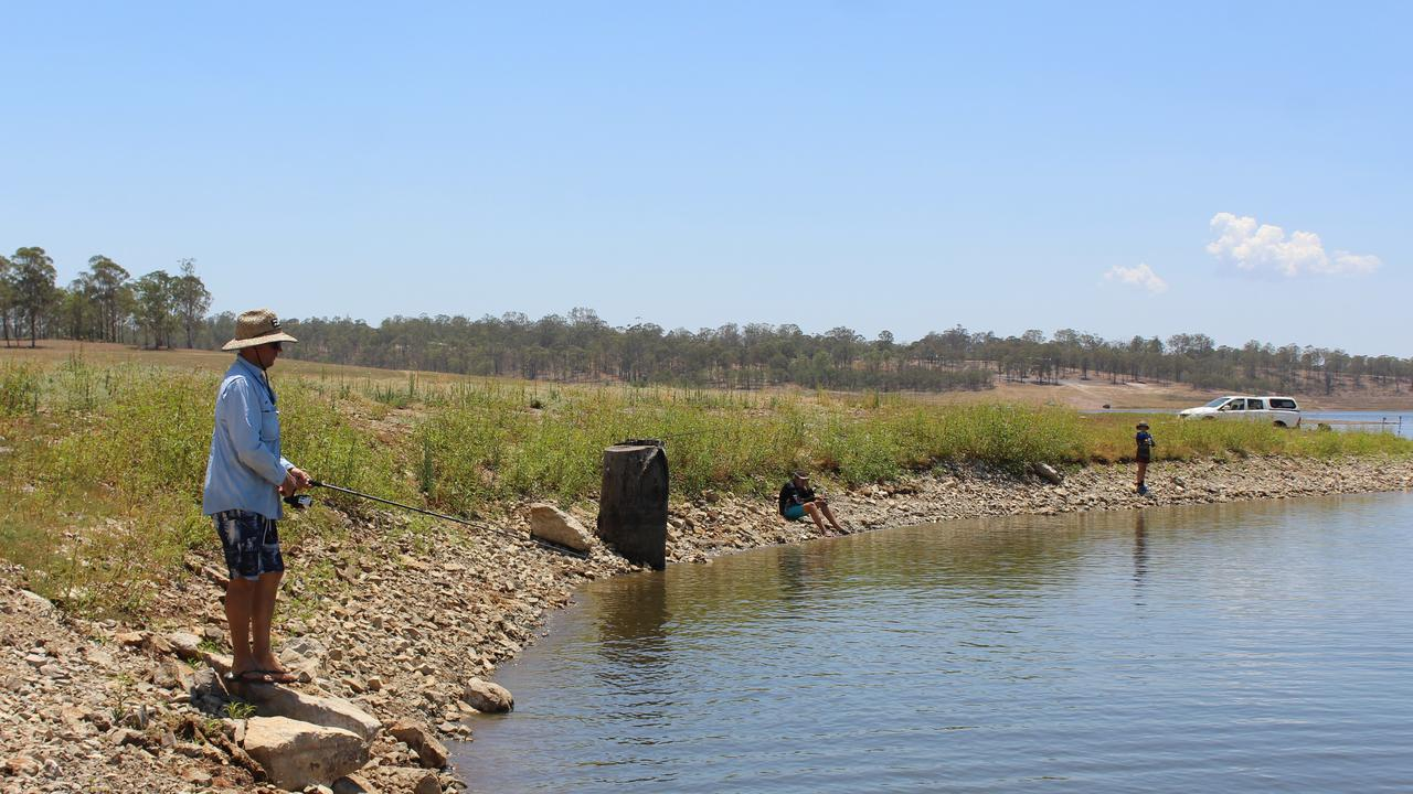 WATER SECURITY: The water feasibility study aims to look at new ways to ensure water security in the South Burnett, including at key storage facilities like Bjelke-Petersen Dam. Photo: Laura Blackmore