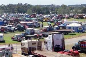 Longwarry truck show promo