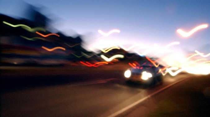 Gympie woman, 58, flies through intersection in drunken crash