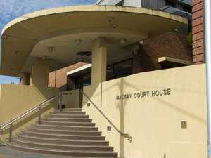 IN COURT: Every person fronting Mackay courts today