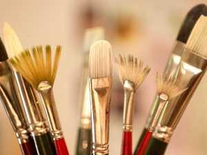 Brush up on your creative skills this Australia Day