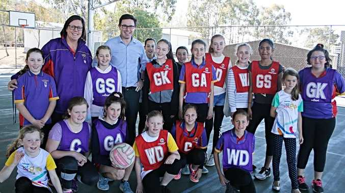 Netball ready to jump into action with district comp