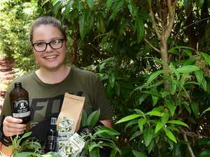 Young Bundy entrepreneur expanding lemon myrtle business
