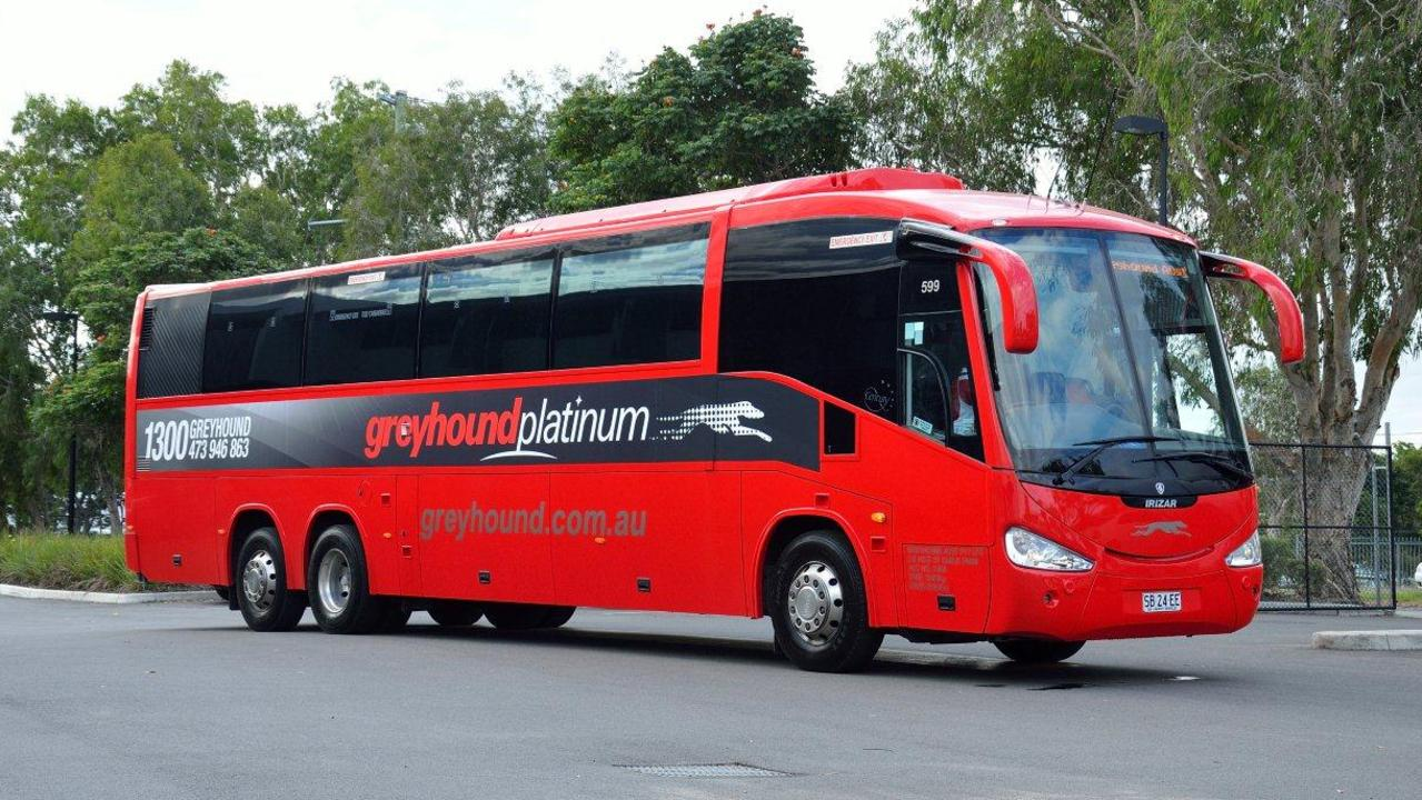 A leaked email from Greyhound's boss warns workers to not post on social media about a controversial deal the bus company has made.