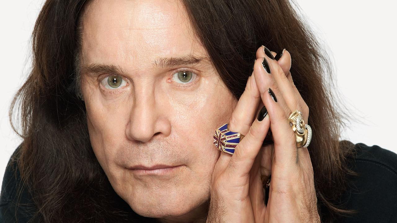 Ozzy Osbourne has opened up on his health issues. Picture: Hachette