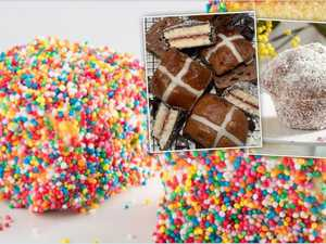 Crazy new twists on the Aussie lamington