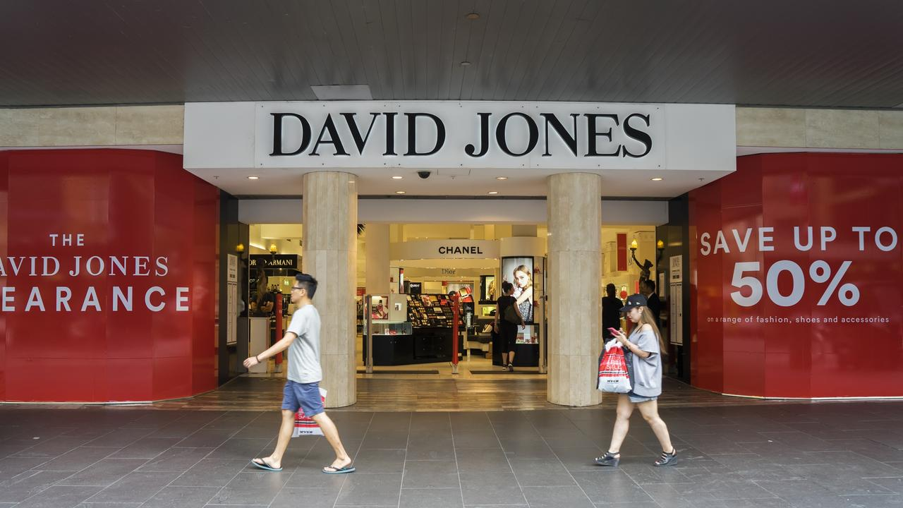 "The shock closure of a new David Jones store has been described as a ""wake up call"". But experts say it's only the start of a looming bloodbath."